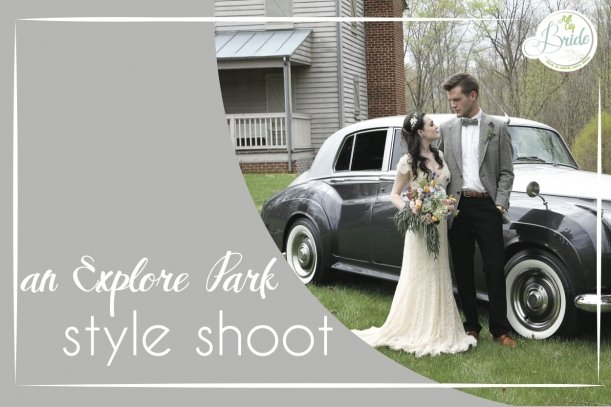 Style Shoot as seen on Hill City Bride