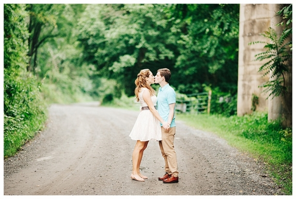 Engagement Session by Sarah Houston as seen on Hill City Bride 1