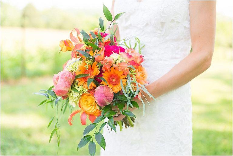 Summer Wedding Colors | Hill City Bride