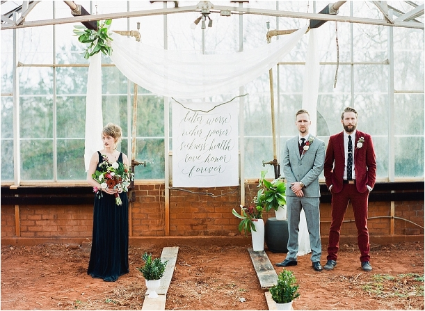 Marsala Wedding by Zachary Taylor as seen on Hill City Bride