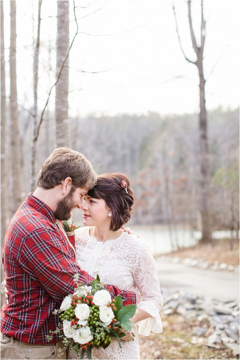 Winter Wedding Colors | Hill City Bride