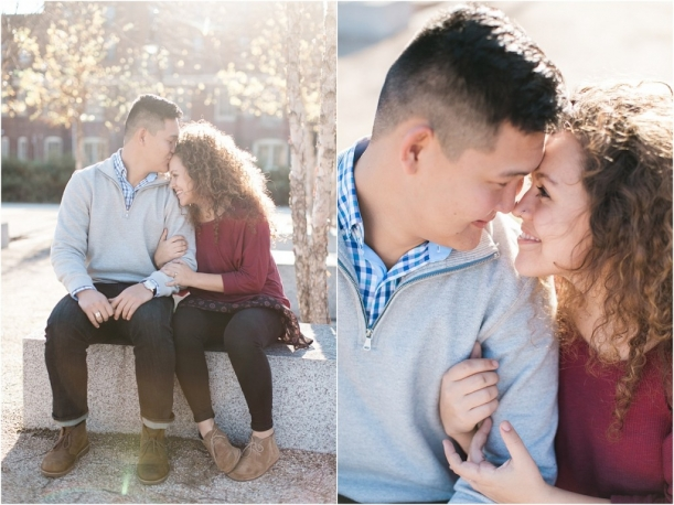 Downtown Lynchburg Engagement by April B Photography as seen on Hill City Bride_0002
