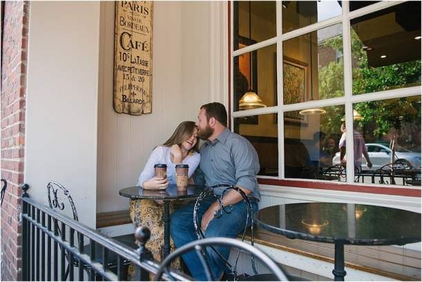 Williamsburg Engagement Session as seen on Hill City Bride by Meredith Ryncarz