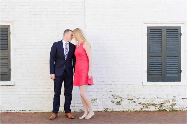 Norfolk and VA Beach Engagement as seen on Hill City Bride by Lauren Simmons