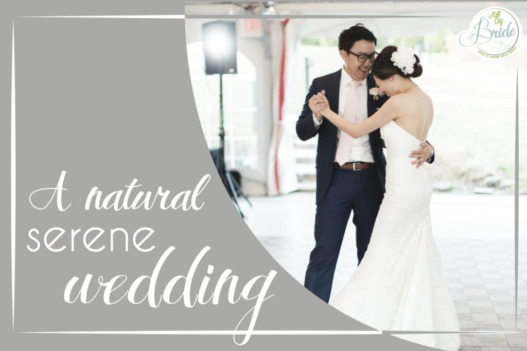 Virginia Wedding of Asian Couple as seen on Hill City Bride
