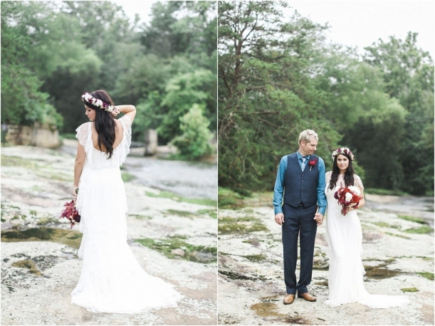 Free Spirited Virginia Wedding by Stephanie Yonce Photography as seen on Hill City Bride_0002