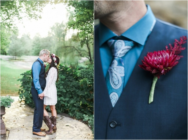 Free Spirited Virginia Wedding by Stephanie Yonce Photography as seen on Hill City Bride_0003