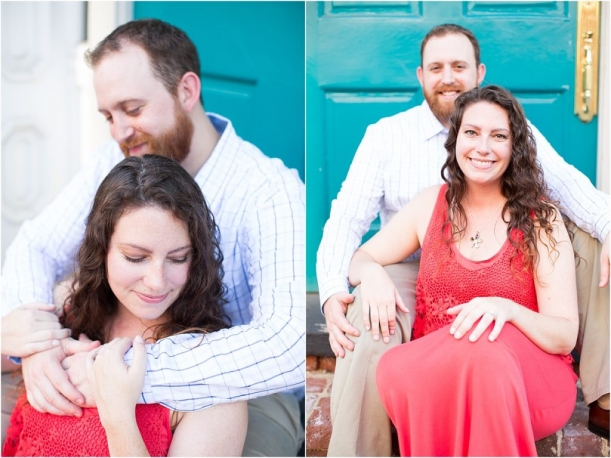 Colorful Virginia Engagement Session as seen on Hill City Bride by Bethanne Arthur_0002