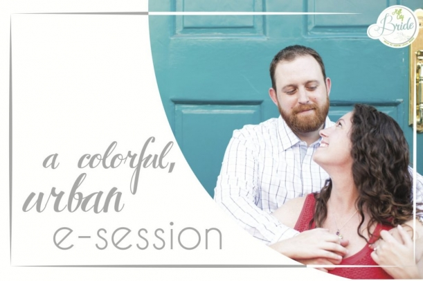 Engagement Session as seen on Hill City Bride