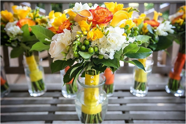 Citrus Homestead Wedding as seen on Hill City Bride by Visions by Heather
