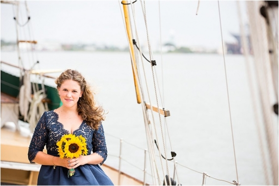 Virginia Sailboat Wedding as seen on Hill City Bride by Daisy Torres