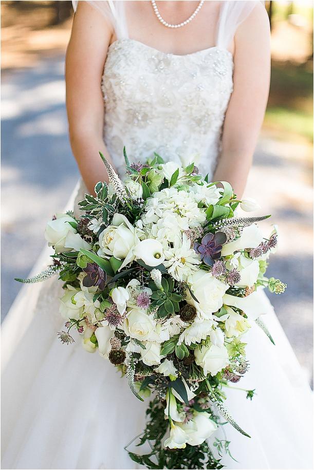 Lynchburg Virginia Sierra Vista Wedding as seen on Hill City Bride by Lauren Paige Photography