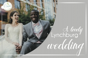 Downtown Lynchburg Virginia Wedding as seen on Hill City Bride Wedding Blog by K Jugar Photography