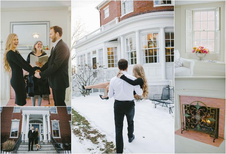 Destination Maine Weddings as seen on Hill City Bride Danforth Inn by Greta Tucker with Officiant Maria Northcott_0001