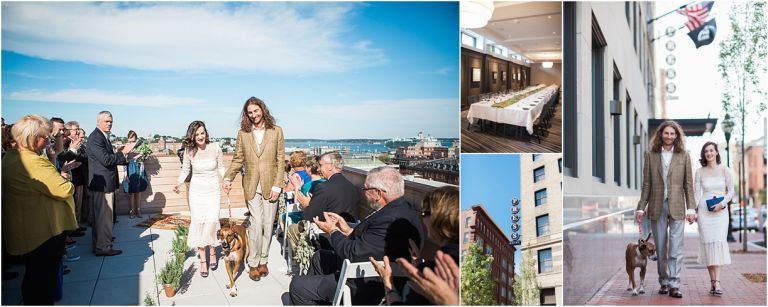 Destination Maine Weddings as seen on Hill City Bride The Press Hotel by Leah Fisher_0001