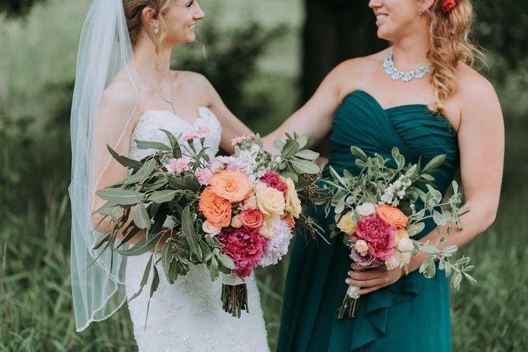 Wedding Roles for Friends | Bridesmaid Etiquette