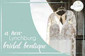 Lynchburg Virginia Bridal Shop as seen on Hill City Bride by Liz Cook - gowns, dresses, lace, veil, gown, dress