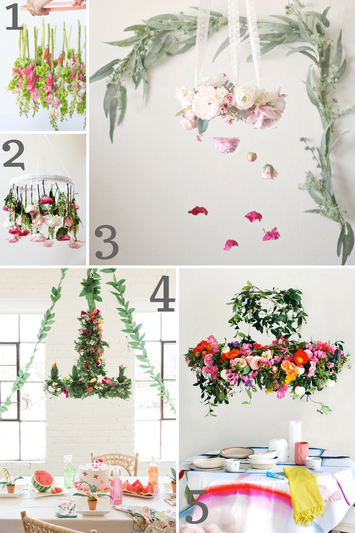 Diy flower chandelier inspiration hill city bride virginia diy flower chandelier inspiration seen on hill city bride arubaitofo Image collections