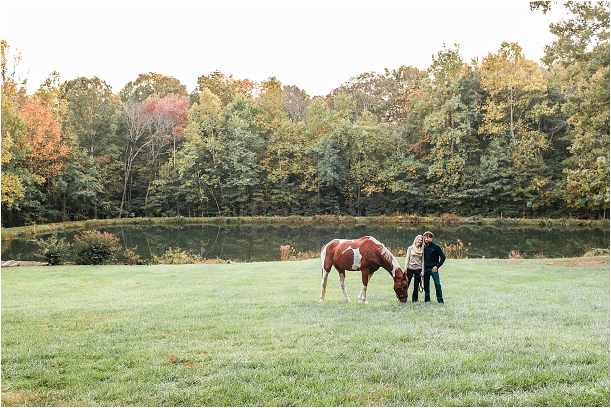 Horse Equestrian Engagement as seen on Hill City Bride Wedding Blog_0015