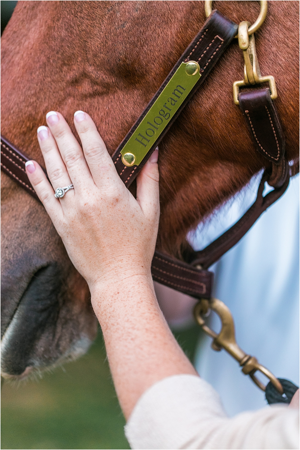 Horse Equestrian Engagement as seen on Hill City Bride Wedding Blog_0019