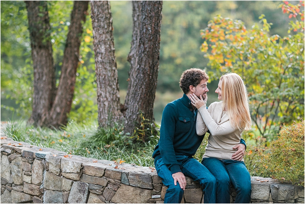 Horse Equestrian Engagement as seen on Hill City Bride Wedding Blog_0020
