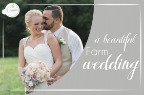 Farm Wedding as seen on Hill City Bride
