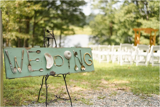 Virginia Secret Garden Wedding as seen on Hill City Bride by Kam Goodrich Photography