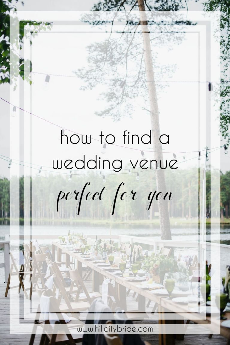 How to Find Wedding Venues | How to Choose a Wedding Venue