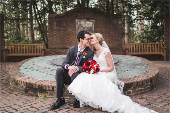 Williamsburg VA Spring William and Mary Wedding as seen on Hill City Bride by The Girl Tyler
