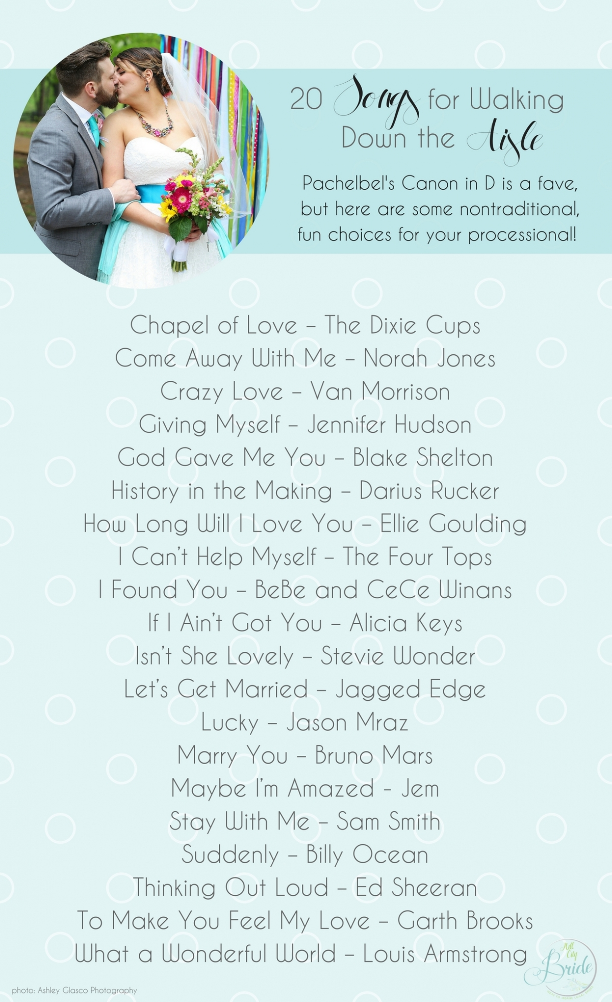 Wedding Songs To Walk Down The Aisle Non Traditional