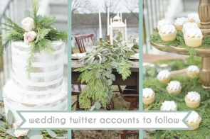 Wedding Twitter Accounts to Follow
