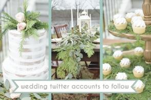 Wedding Twitter Accounts to Follow