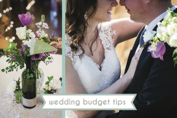 Wedding Budget Tips as seen on Hill City Bride - budgeting, finances, money, weddings, advice