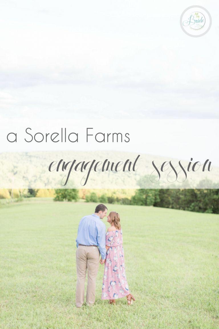 Lynchburg Virginia Sorella Farms E-session as seen on Hill City Bride Wedding Blog