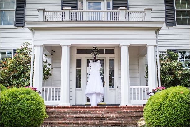 Lynchburg Virginia Wedding at Trivium Estate as seen on Hill City Bride Wedding Magazine Blog by Melissa Batman Photography - dress, venue