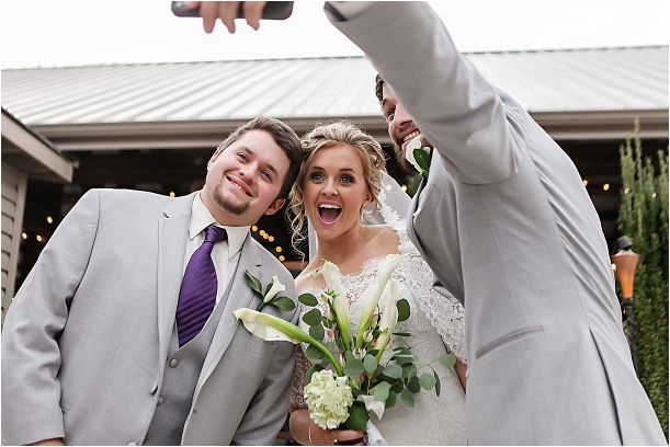Using Social Media for Your Wedding as seen on Hill City Bride Virginia Blog - instagram, facebook, snapchat, hashtag, selfie, groom