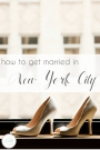 How to Get Married in New York City at the Library Hotel Collection as seen on Hill City Bride Travel Destination Wedding Blog