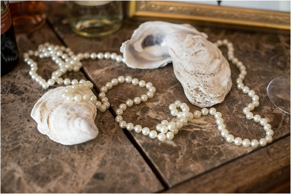 The Tides Inn Virginia Wedding Inspiration as seen on Hill City Bride Blog by Will Hawkins Photography - accessories, pearls