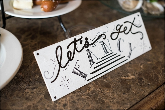 The Tides Inn Virginia Wedding Inspiration as seen on Hill City Bride Blog by Will Hawkins Photography - signage
