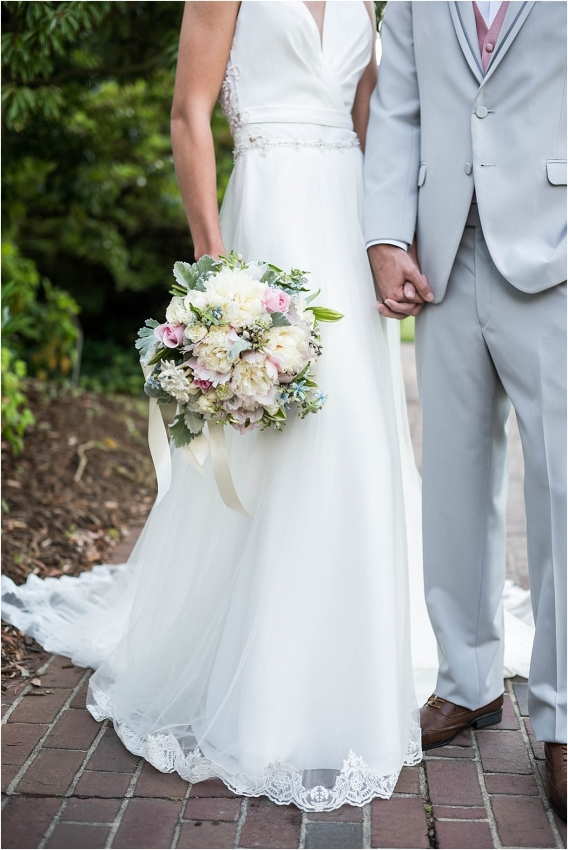 The Tides Inn Virginia Wedding Inspiration as seen on Hill City Bride Blog by Will Hawkins Photography - groom, couple, newlyweds