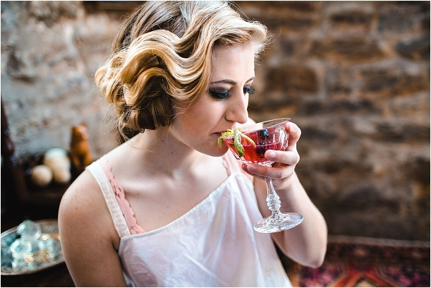 Smitten with Kittens Getting Ready Photo Shoot as seen on Hill City Bride Wedding Blog