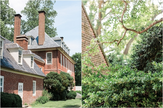 Historic Virginia Plantation Wedding as seen on Hill City Bride Blog by Rebekah Emily Photography