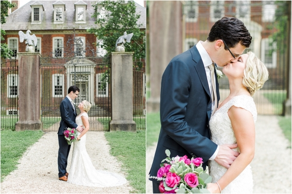 Historic Virginia Plantation Wedding as seen on Hill City Bride Blog by Rebekah Emily Photography - couple, newlywed
