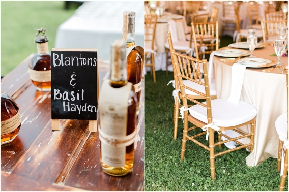 Historic Virginia Plantation Wedding as seen on Hill City Bride Blog by Rebekah Emily Photography - reception