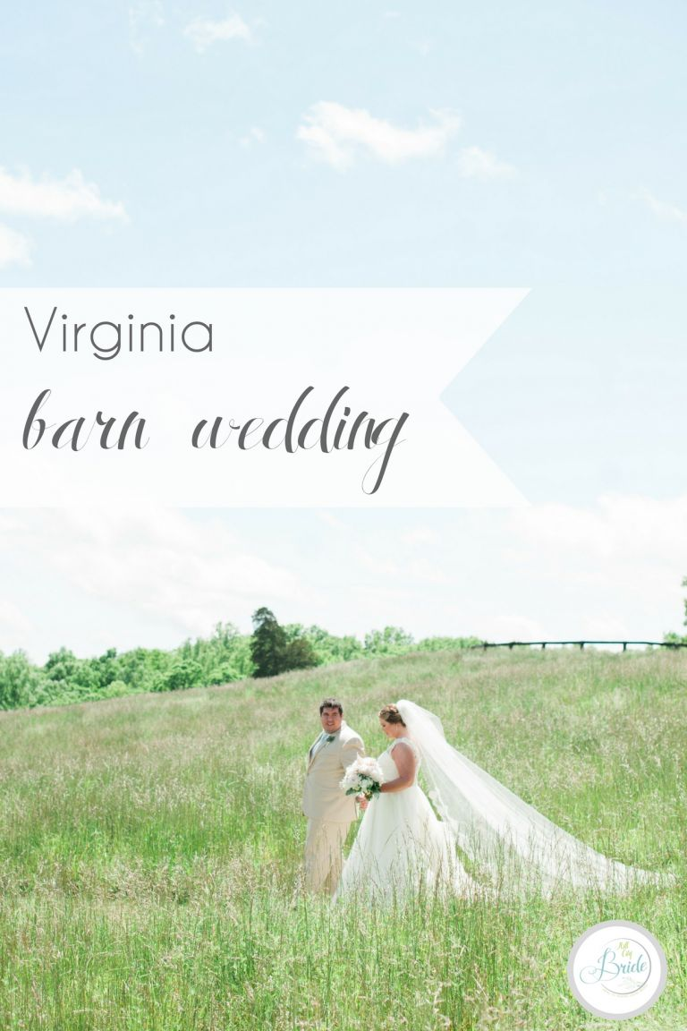 Virginia Barn Wedding as seen on Hill City Bride Wedding blog by Michelle Renee Photography