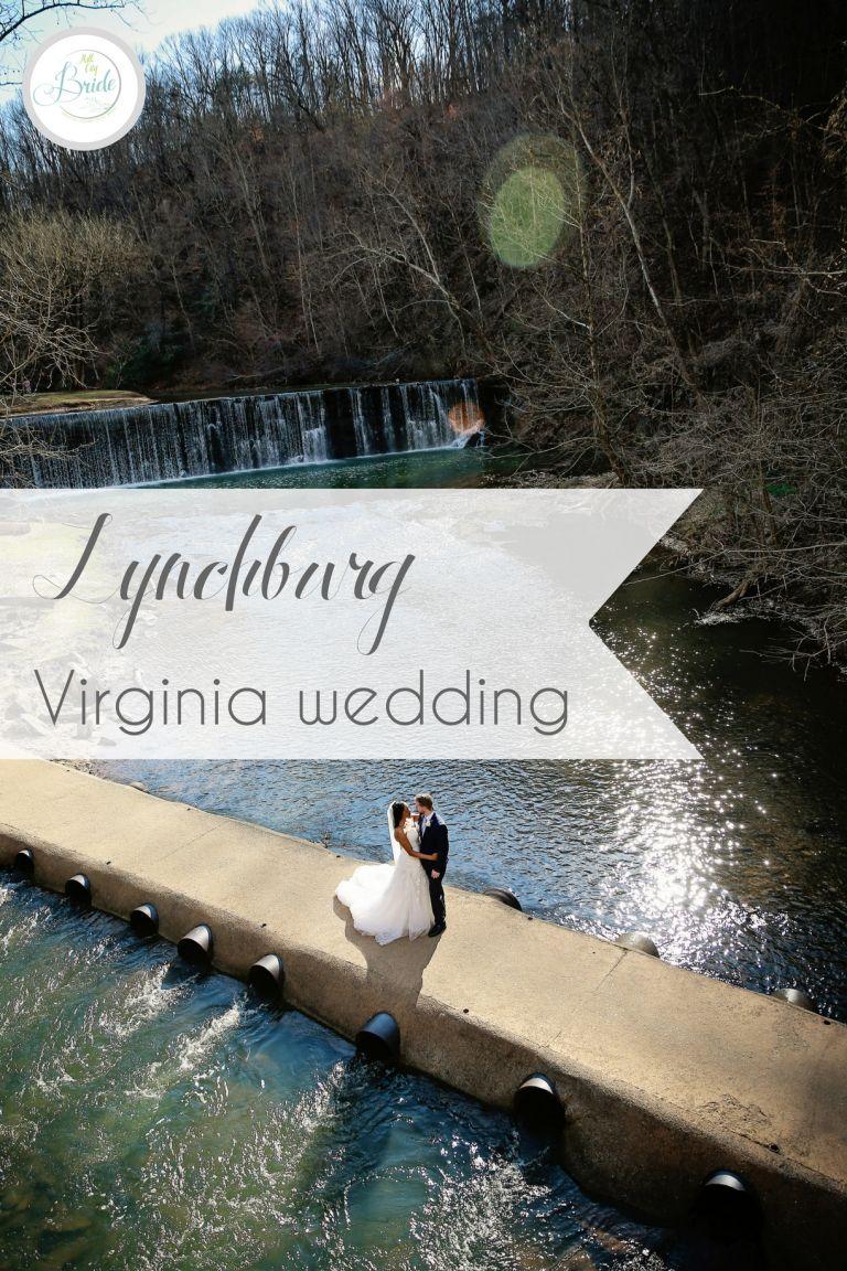 Lynchburg Virginia Wedding as seen on Hill City Bride Blog
