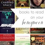 Books to Read on Your Honeymoon as seen on Hill City Bride Virginia Wedding Blog Reading List for Him and Her Book