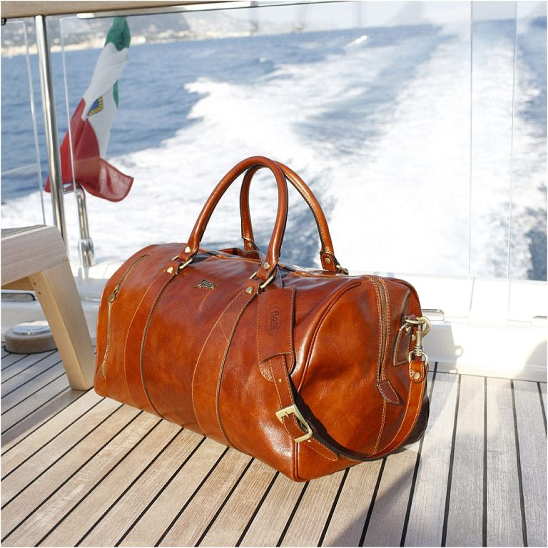 Leather Gift Ideas for the Travel Lover Traveler as seen on Hill City Bride Virginia Wedding Blog - honeymoon, destination, traveling, duffel bag, suitcase, luggage