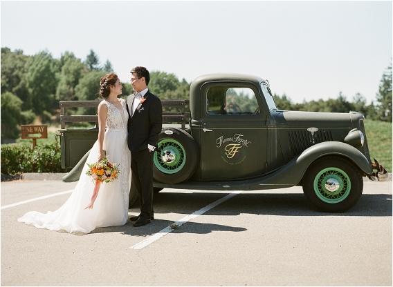 California Winery Wedding as seen on Hill City Bride Virginia Wedding Blog - San Mateo County Silicon Valley - Thomas Fogarty