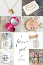 Flower Girl Gift Ideas as seen on Hill City Bride Virginia Wedding Blog